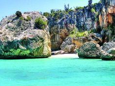 Dominican Republic Coast: Bahia de las Aguilas