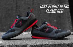 Take Flight Ultra - The World's Most Versatile Parkour Shoe – 3DSHOES.COM Parkour Gym, Ultra Shoes, Shocking Blue, Social Media Channels, Global Brands, Big Challenge, Wide Feet, Urban Outfits, We The People