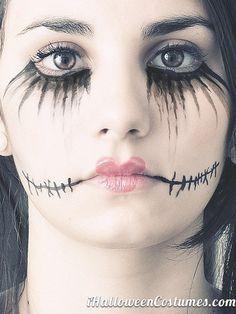 voodoo man face makeup - Google Search
