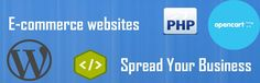 Spread your business with the help of Website Designing.