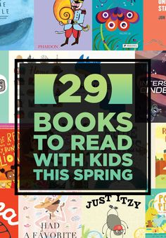 29 Ridiculously Wonderful New Books To Read With Kids--Comment if you've read any of these!