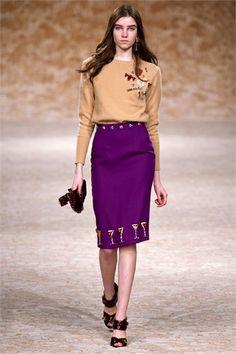 London Fashion Week fw 2013-14. Parte prima
