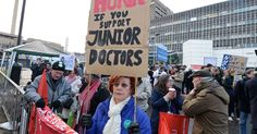 Who would you trust the British Medical Association or Jeremy Hunt ?? Writing in a personal capacity, Dr Kailash Chand OBE, deputy chair of the BMA Council says the reasons for a second rare junior doctors strike go beyond pay