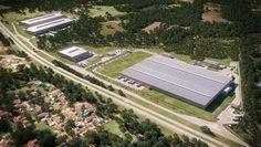 Logistic Park Logbras Quatro Barras - Brazil - TRX