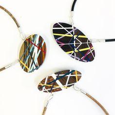 From IAMTHELAB.com: Handmade Profiles: Handmade Jewelry by Laura Jaklitsch   #Eco-friendly