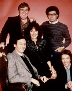 Cast of SCTV -- John Candy. Eugene Levy, Andrea Martin, Joe Flaherty, and Martin Short I Am Canadian, Canadian History, Eugene Levy, Martin Short, Canada Eh, 2nd City, Old Shows, True North, That's Entertainment