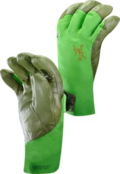 Caden Glove M Emerald Isle Arc'Teryx : Gants : Snowleader