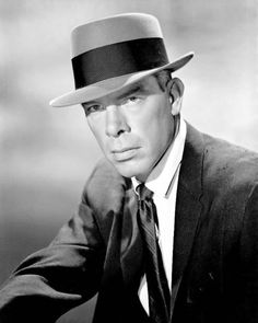 Lee Marvin. Perennial bad guy turned hero in Dirty Dozen. Saw him recently in The Big Heat throwing hot coffee in Gloria Graemme's face!