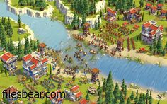 This is one of the best game for your windows computer or laptop. Age of Empires Online is now available for free. Download from here: http://filesbear.com/windows/games/online-gaming/age-of-empires-online/ link provided by FilesBear.