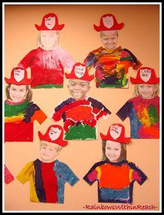 Fire Safety Observation in Kindergarten via RainbowsWithinReach