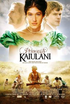 'Princess Ka'iulani' about the last princess of Hawaii and how the U.S. stole the Hawaiian Islands from the natives.