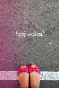happy looooong weekend