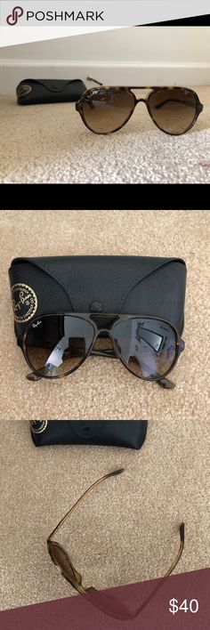 Ray Ban cat5000 Perfect condition Ray Ban cat5000. Tortoise. Accessories Sunglasses
