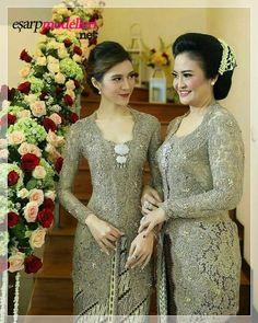 Model Dress Kebaya, Model Kebaya Brokat Modern, Kebaya Modern Hijab, Kebaya Hijab, Kebaya Muslim, Vera Kebaya, Kebaya Lace, Batik Kebaya, Batik Dress