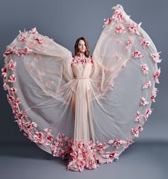 Jean Louis Sabaji Haute Couture S/S 2014