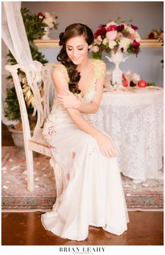 CLAIRE PETTIBONE TRUNK SHOW & STYLED SHOOT- by Brian Leahy Photography