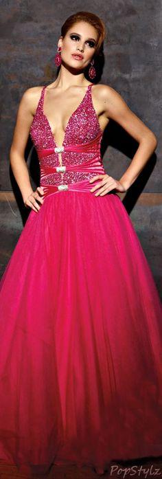 Terani Couture P730 Vestido