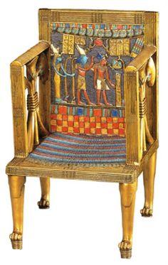 hetepheres throne - Google Search