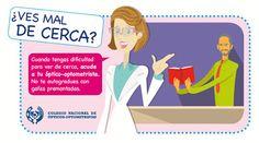 Audífonos Jaime de Castro: Google+  ¿Ves mal de cerca?  #presbicia #gafasdecerca #gafasprogresivas
