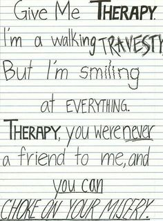 therapy - all time low