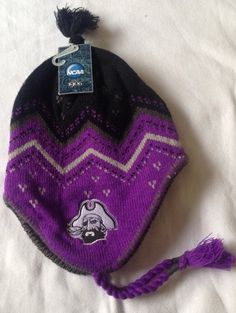 ECU Beanie W/ Tassles – 460 Sports
