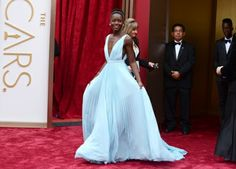Lupita Nyong'o. - best dress!
