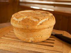 Cocinando con MJose: Pan de ajo y orégano