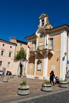 Amelia, province of Terni , Umbria region Italy. Just a few kilometers away from 'Paint Live Love Italy': http://barraganstudio.blogspot.it/