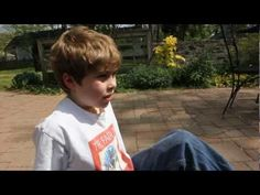 9 year old discusses the meaning of life and the universe - YouTube