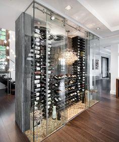 Wine rack - now we're talking!