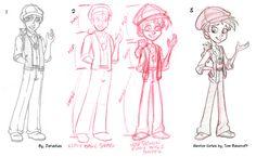 Character Mentor_datadias by tombancroft on deviantART