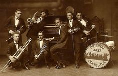 "the time from when world war 1 ended until the start of the Depression in 1929 is known as the ""Jazz Age"". Jazz had become popular music in America, although older generations considered the music immoral and threatening to old cultural values.Dances such as the Charleston and the Black Bottom were very popular during the period,"