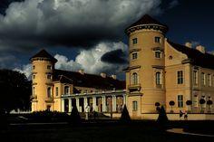 Panoramio - Photo of Schloss Rheinsberg, nicht immer heiter!