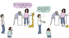 This Comic Nails The Most Exhausting Part Of Being A Mom
