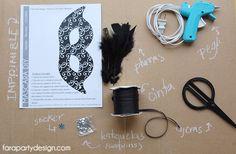 DIYHalloweenMasquerade-FaraPartyDesign-materiales