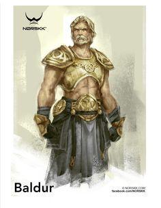 Æsir: Baldur: God of Beauty