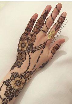 Mehndi Desing, Mehndi Design Pictures, Best Mehndi Designs, Arabic Mehndi Designs, Beautiful Henna Designs, Mehndi Designs For Hands, Mehndi Images, Hand Henna, Henna Mehndi