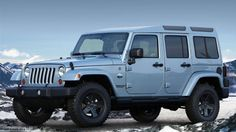 """Jeff Scherb is said to be something of a legend in the Jeep community. If the rest of his work's beautiful as this Land Rover-style """"Safari Cab"""" roof for the JK Wrangler, I'd say his good reputation is well deserved."""