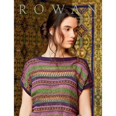 Knitting and Crochet Magazine 55 by Rowan £12.50
