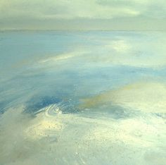 The sea touching the coast, Nelly Van Nieuwenhuijzen Original Art, Original Paintings, Italian Artist, Paintings For Sale, Diy Painting, Saatchi Art, Abstract Art, Coast, Waves
