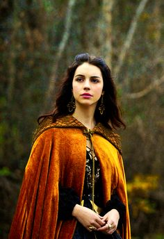 Queen Mary Stuart ♥ #Reign #Adelaide Kane