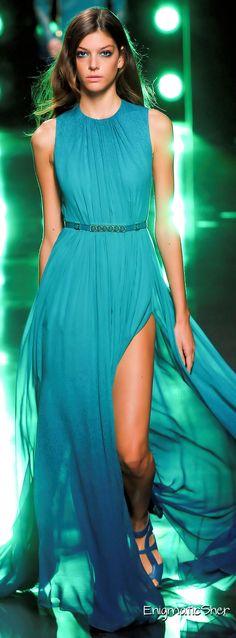 Elie Saab Spring Summer 2015 Ready-To-Wear