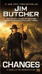 Changes (The Dresden Files, Book 12),  5 stars