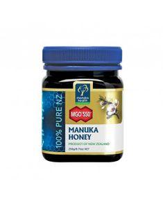 Miere Manuka MGO 550+ Manuka Honey, Saveur, Coconut Oil, Food, Medical Prescription, Plant, Eten, Meals, Diet