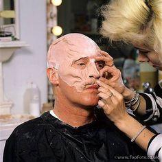 phantom of the opera 1986 make up session michael