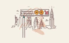 TRAVELLING on Behance