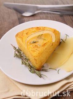 Zapečená polenta Polenta, Ale, Pineapple, Vegan, Dinner, Fruit, Cooking, Food, Dining