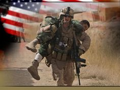 semper fi - Thank God some of us don't leave others behind - to fend for themselves!