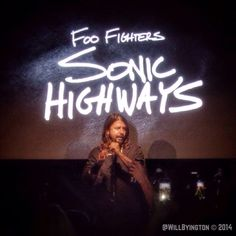 Sonic Highways Dave Grohl Foo Fighters 10/17/14 At cubbybear
