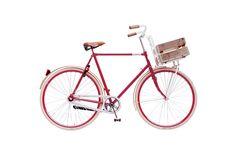 dieses Fahrrad würde mir sehr gut stehen :)